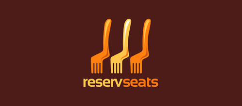 Reserve Seats logo designs
