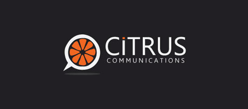 Citrus Communications logo designs