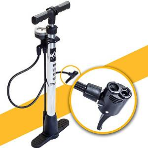 BoG Products Bicycle Floor Pump