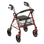 Top 10 Best Selling Rollator Walkers with Seat Reviews 2017