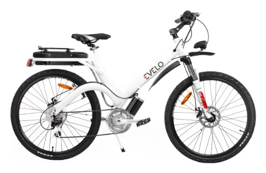 EVELO Aurora 8-Speed Drive Electric Bike