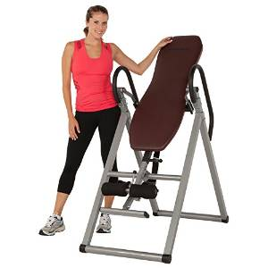 Exerpeutic with Comfort Foam Backrest Inversion Table
