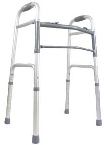 Ez2care Comfy Classic Lightweight Handle Folding Walker