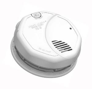 First Alert 3120B Photoelectric and Ionization Hardwire Smoke Alarm