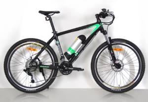 Karma 38 Electric Carbon Fiber Mountain Bike