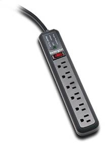 Kensington K38215NA Guardian Premium 15 Surge Protection Power Strip