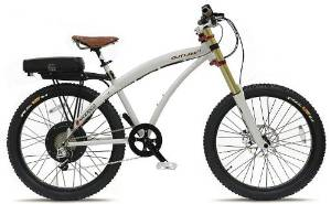 Prodeco Outlaw Pearl White SE M28 V3.5 Electric Bike