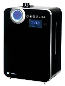 PureGuardian H8000B Warm and Cool Mist Humidifier