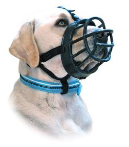 Ultra Dog Muzzle from Baskerville