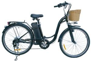 Watseka XP 6 speed Cargo-Electric Bicycle