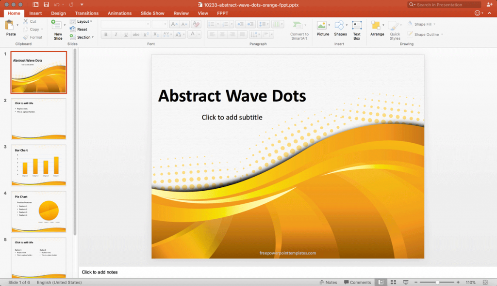 abstract-waves-powerpoint-template