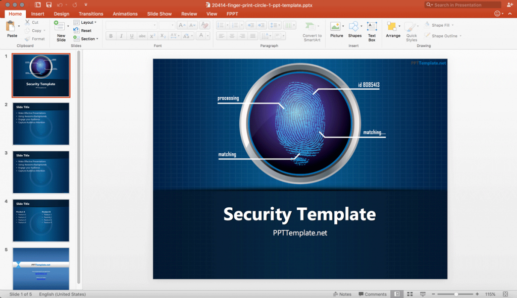 free-security-powerpoint-templates