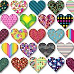 30 Beautiful Valentine Heart Icon Sets