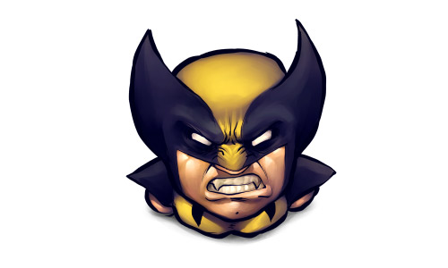 Wolverine x-men icon