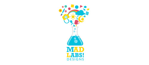 Mad Labs Designs logo designs