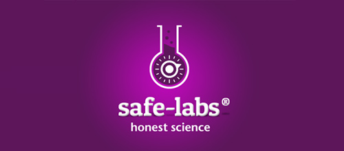 Safe Labs WIP logo designs