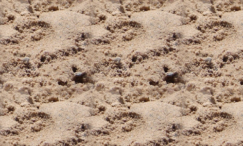 Gritty sand seamless texture free