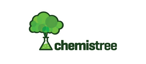 Chemistree logo designs