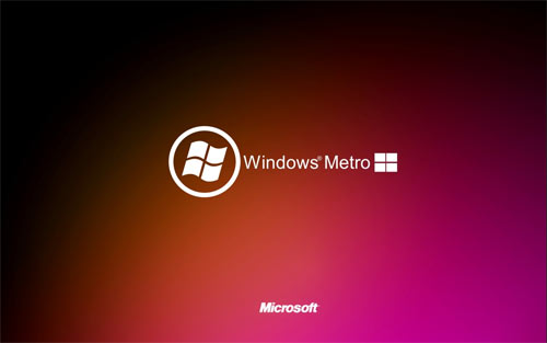 Windows Metro wallpapers