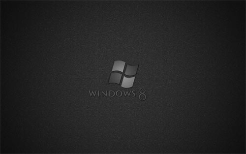 Windows 8 Black wallpapers