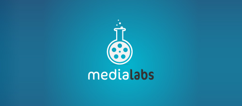 Media Labs logo designs