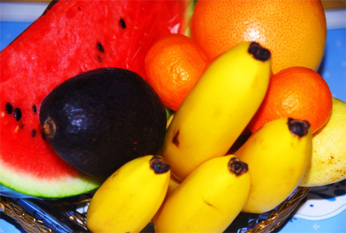 Fruits - Best for Detoxification