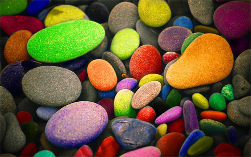 pebbles wallpaper