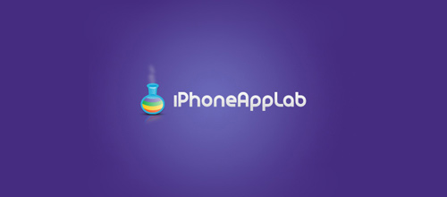 iPhoneAppLab logo designs