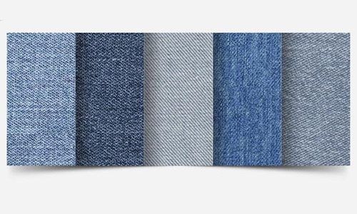 Seamless denim pack