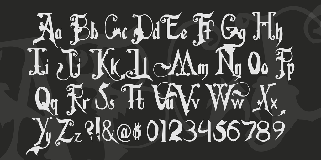 Horror-Movie-Font-Style