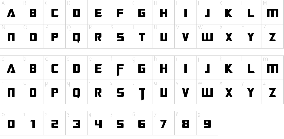 Transformers-Movie-Font