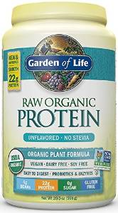 Garden of Life Organic Raw Protein