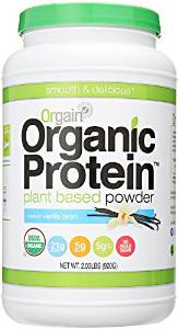 Orgain Organic Powder Supplement Protein
