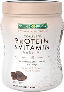 Protein Shake Mix from Nature's Bounty