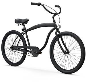 Sixthreezero 26-Inch in the Barrel Men's Beach Cruiser Bicycle