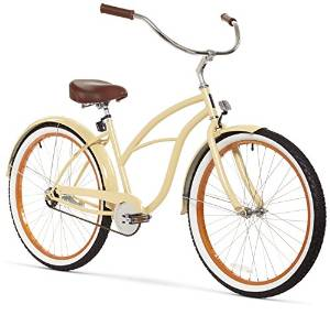 Sixthreezero Women's Beach Cruiser 26-Inch Bicycle