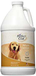 Perfect Coat Natural Oatmeal Shampoo - French Vanilla