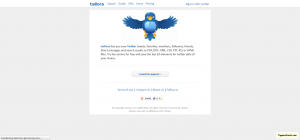 Top 10 Tools to Backup and Archive your Tweets