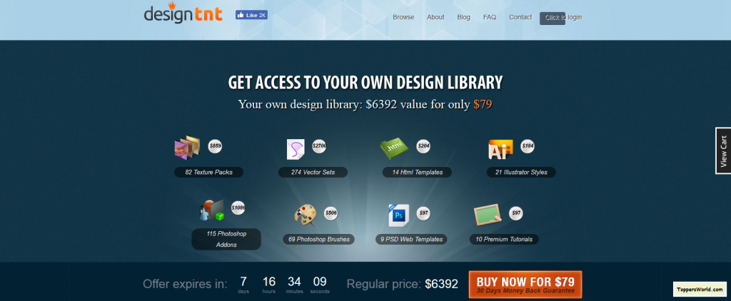 Design TNT I Awesome resources for designers