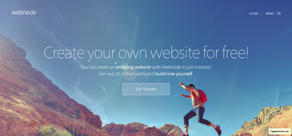 Easy & Free Website Maker I Create a Free Website - Webnode