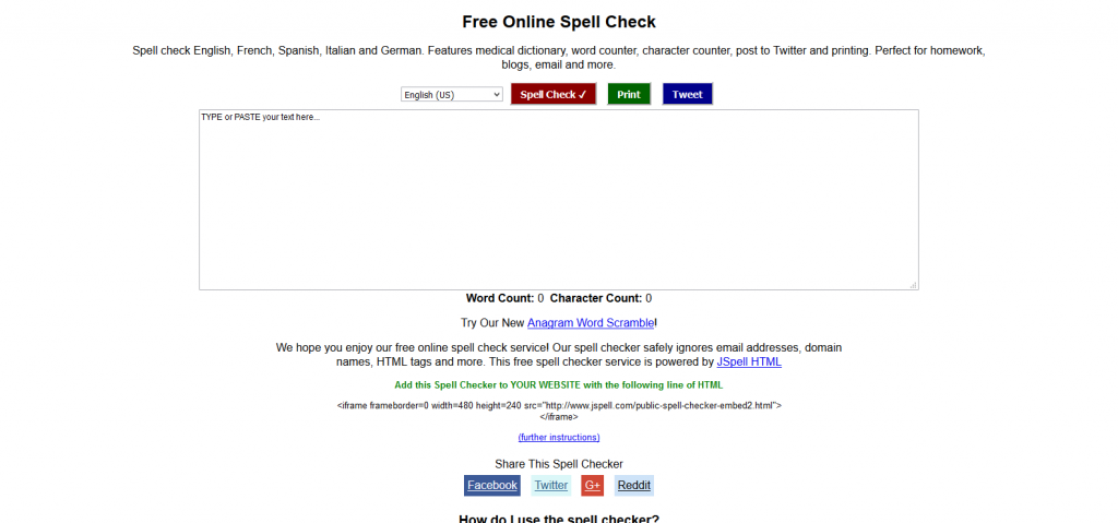 free-online-spell-checker-check-any-text-english-french-spanish-german-italian-medical