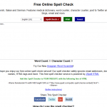 Top 5 Best Online Spelling Checker Tools