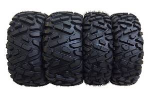 Set of 4 New WANDA ATV/UTV Tires