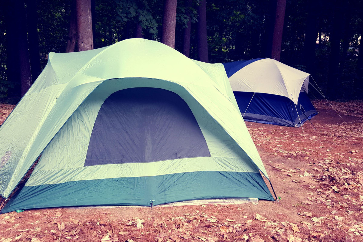 Pop-Up Tents For Camping